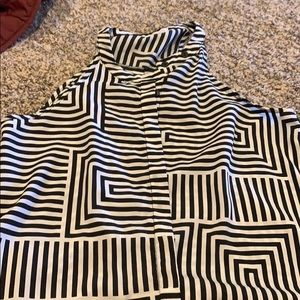 Gently used tank blouse